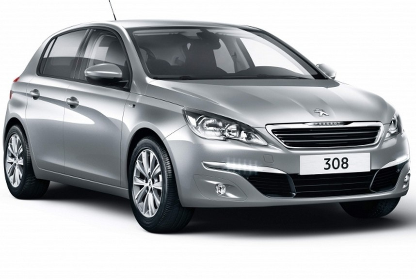 peugeot 308 car rental services. Black Bedroom Furniture Sets. Home Design Ideas
